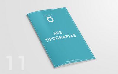 TUS TIPOGRAFÍAS
