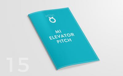 TU ELEVATOR PITCH